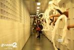 """由陈思诚编剧、执导,王宝强、刘昊然、肖央等主演的喜剧探案系列电影《唐人街探案2》即将于2018年大年初一(2月16日)全国上映。今日片方发布了一支国际版预告,王宝强、刘昊然和肖央欲扒开案件谜团,却屡次遭遇全城追捕,逃跑过程中,""""钢铁直男""""刘昊然竟然被元华错认成女生,深情表白""""姑娘长得真清秀"""",令人忍俊不禁。"""