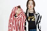 霍思燕携子拍时尚写真 酷娃嗯哼镜头感不输妈妈