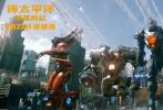 """今日,好莱坞科幻动作巨制《环太平洋:雷霆再起》发布了""""火力全开""""版定档预告和海报,正式宣布3月23日全国公映,同步北美。时隔五年,这部风靡全球的机甲神作再度重磅归来,让一众翘首以盼的影迷激动不已。预告中,复仇流浪者、军刀雅典娜、英勇保护者和凤凰游击士等全新一代机甲震撼亮相,与凶险异常的巨型怪兽展开硬碰硬激烈对决,最燃爆初春的视效巨制即将热血来袭."""