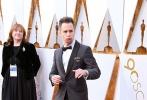 北京时间3月5日,第90届奥斯卡金像奖颁奖典礼在好莱坞杜比剧院举行,红毯上星光熠熠,巨星云集。图为:《三块广告牌》中的山姆·洛克威尔。