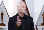 北京时间3月5日,第90届奥斯卡金像奖颁奖典礼在好莱坞杜比剧院举行,红毯上星光熠熠,巨星云集。图为:《三块广告牌》的沙龙网上娱乐马丁·麦克唐纳。