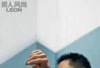 近日,韩庚杂志新封面曝光,大片中大秀酷帅型男风。