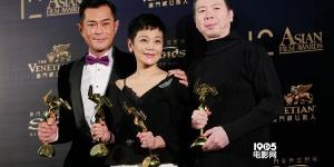 亚洲电影大奖 古天乐首夺最佳男主妖猫传成大赢家