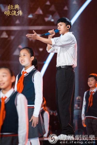 张杰带伤全新演绎《少年中国说》 跨越百年对话梁启超