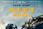 《环太平洋2》创IMAX中国三月首周末票房最佳