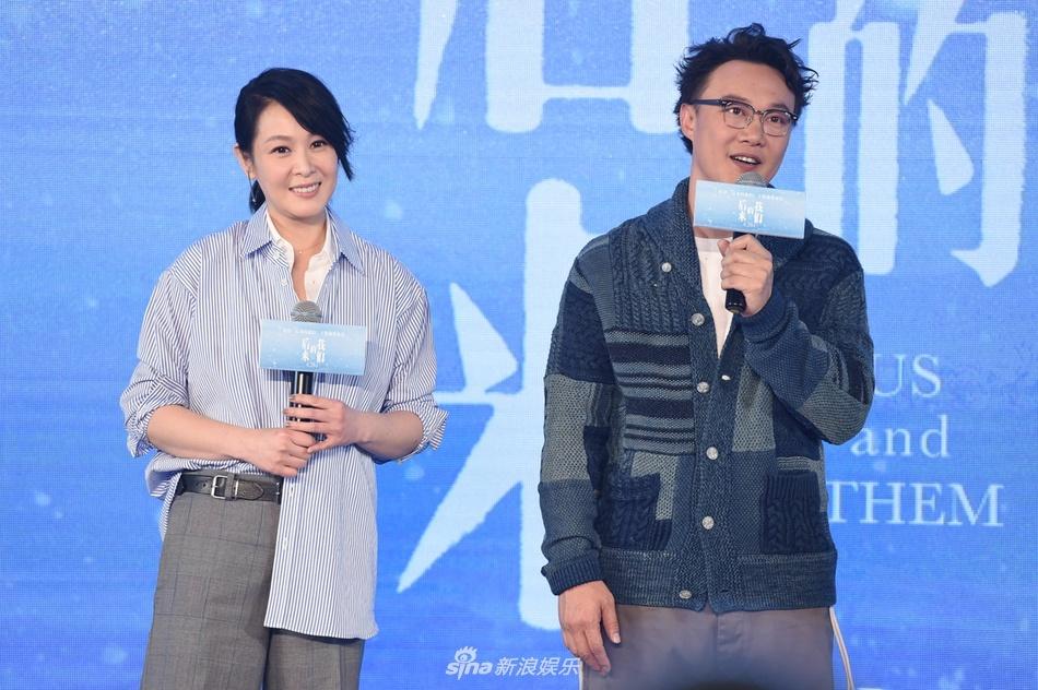 陈奕迅谈《后来的我们》献唱 不光因刘若英是朋友!