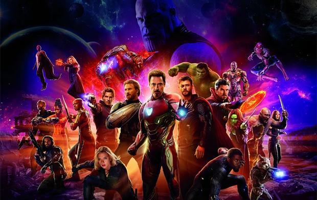 《复联3》电影曝全长149分 漫威宇宙中规模最宏大!