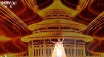 """""""天坛女神""""降临北影节闭幕式 佟丽娅美出新天际"""