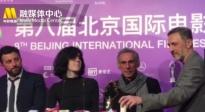 《惊慌妈妈》获北影节最佳影片 导演后台俏皮受访
