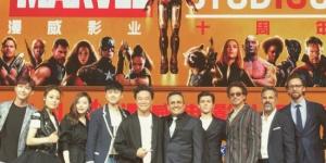 漫威回应复联3上海活动争议:找金沙娱乐代言人会谨慎