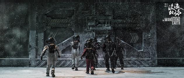 吴京加盟国产科幻片《流浪地球》 称被剧本感