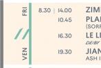 法国当地时间5月2日,第71届戛纳国际电影节官方排片表正式公布,入围主竞赛单元的唯一一部华语片《江湖儿女》确定将于法国时间5月11日晚上19:30举行全球首映,片长为141分钟。本届戛纳国际电影节将于法国时间5月8日正式开幕。近日,《江湖儿女》剧组已确认导演贾樟柯将携手赵涛、廖凡等主创出席电影节一系列官方宣传活动。