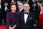 """范冰冰在映后采访中表示很有感触:""""贾樟柯导演很用心地在做整个故事,涛姐和廖凡哥也演得很有感觉。""""直言自己非常喜欢影片。"""