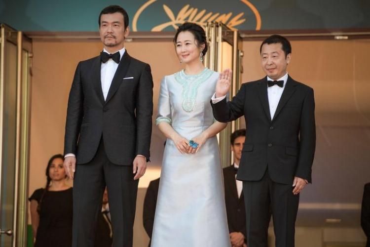 《江湖儿女》媒体见面会 导演透露影片国内已过审