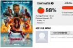 漫威《死侍2》北美影评解禁 烂番茄新鲜度88%