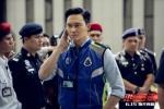 《泄密者》发布人物特辑 张智霖化身异国警长