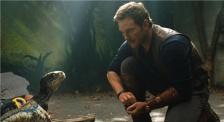 没打败灭霸的星爵去《侏罗纪世界2》当恐龙管理员?