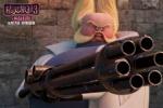 《精灵旅社3》曝预告 德古拉与范海辛火热开战