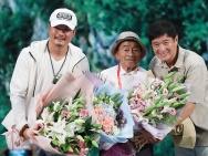 电影《天渠》在京首映 82岁黄大发出席感动众人