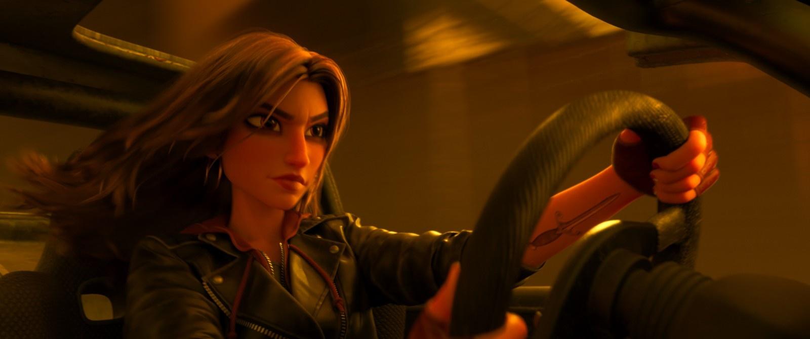 《无敌破坏王2》新卡司 盖尔·加朵献声女车手