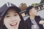 网曝伦敦街头偶遇刘强东章泽天 甜蜜搂腰感情很好