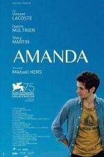 获两次电影节最佳影片提名《阿曼达》曝光新海报
