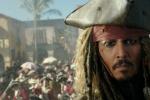 再见杰克船长!德普将不再出演《加勒比海盗》?
