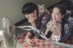 欧阳娜娜陈飞宇养眼写真:谁不想拥有份这样的爱情