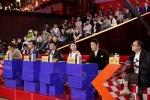 《电影辩世界》决赛登央6 黄晓明林心如同辩双11