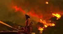 加州大火好莱坞明星别墅被烧 lady Gaga私宅幸免于难