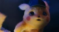 《精灵宝可梦:大侦探皮卡丘》首支正式预告