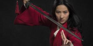 刘亦菲版《花木兰》杀青!成本最高的女导演作品