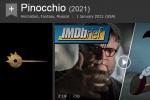 德尔·托罗透露《匹诺曹》细节:并不适合孩子