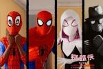 《蜘蛛侠》曝中国独家海报 年度最佳动画强势来袭