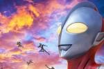 《钢铁飞龙之奥特曼崛起》海报 超级英雄强强联手