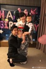 江宏杰宣布福原爱怀二胎:目前怀孕已经六个月