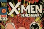 《黑凤凰》漫展版海报 X教授和万磁王共同亮相