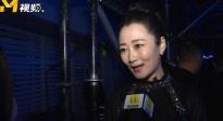 赵涛黑色透视晚礼服惊艳华表奖 为姚晨老公曹郁颁发奖项