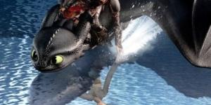 《驯龙高手3》曝光搞笑特辑 没牙仔打破次元壁垒