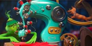 《绿毛怪格林奇》今日上映曝片段 偷圣诞创意无穷