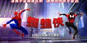 《蜘蛛侠:平行宇宙》曝片段 揭秘小黑蛛隐身技能