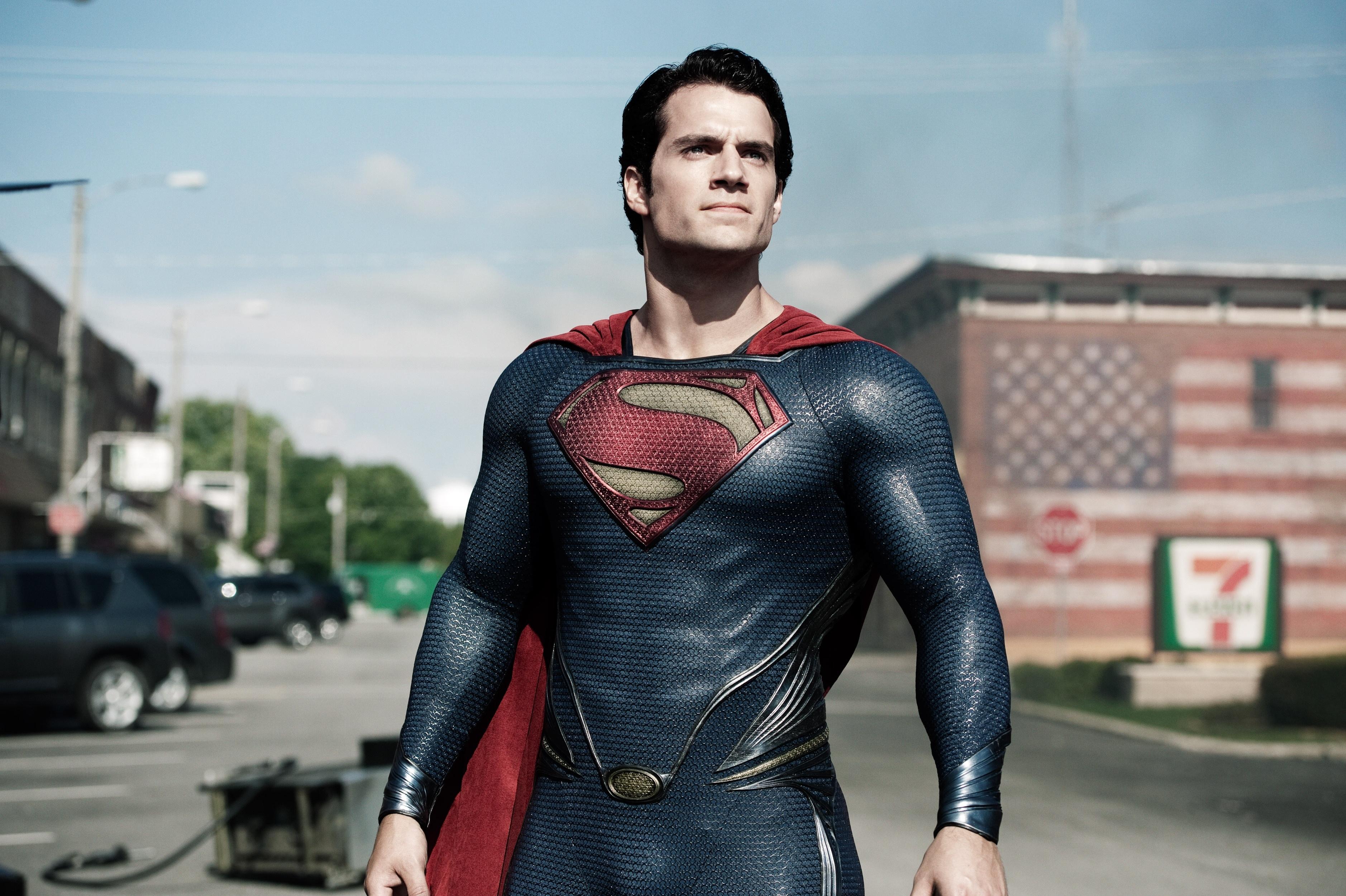 乌龙还是炒作?亨利辞演超人被曝是假,超人还未立项