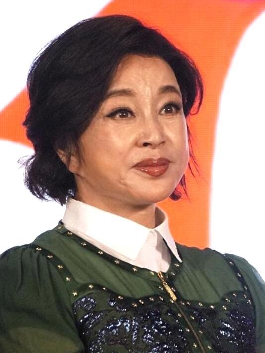 刘晓庆近照曝光 妆容精致却难掩老态图片