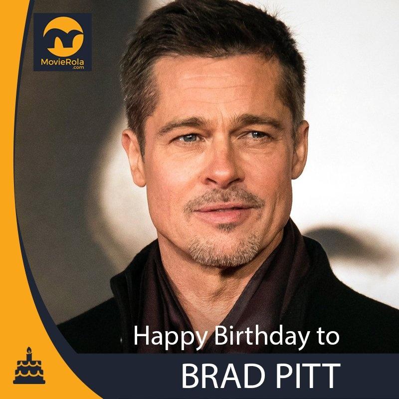 布拉德·皮特的55岁生日,终于跟两年多未
