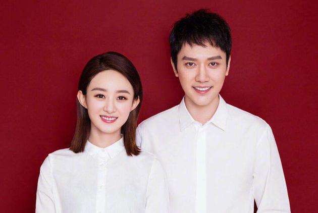 赵丽颖冯绍峰宣布怀孕喜讯:知否知否应是一家三