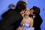 76届金球奖 《绿皮书》成最大赢家Gaga憾失女主