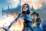 《阿麗塔:戰斗天使》海報 半機械少少女戰斗中成長