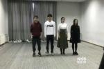 中戏期末考曝照 网友:李兰迪易烊千玺身高堪忧