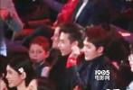 """1月11日,""""假笑男孩""""Gavin Thomas现身北京,出席微博之夜颁奖典礼。"""