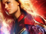 《驚奇隊長》曝光人物海報 超級英雄的高光時刻